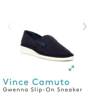 $ FIRM Vince Camuto Gwenna Loafers shoes 8M